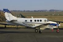 21797 - Beech 90 King Air F-GHUV