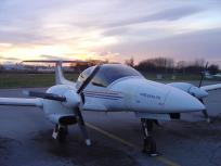 21897 - Diamond DA42 Twin Star F-HDAR