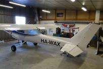 25014 - Cessna 152 HA-WAX