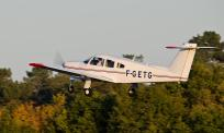 25100 - Piper PA-28 RT-201 Arrow F-GETG
