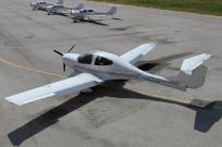 25582 - Diamond DA-40 Diamond Star F-HDIB