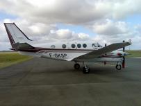 26727 - Beech 90 King Air F-GKSP