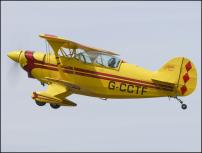 27239 - Pitts S-2A G-CCTF