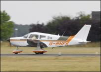 28166 - Piper PA-28-151 Warrior G-BHFK