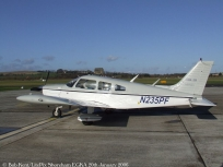 3317 - Piper PA-28-235 Pathfinder N235PF