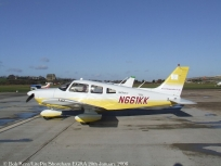 3318 - Piper PA-28-181 Archer N661KK