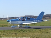 3475 - Socata TB10 Tobago G-GOLF