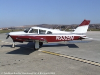 3562 - Piper PA-28 R-200 Arrow N9325N