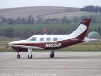 3591 - Piper PA-46-350P Malibu Mirage N403HP