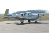 3597 - Mooney M 20 F Executive F-GHBS