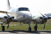 3763 - Beech 90 King Air F-GFHC