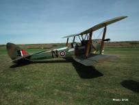 31586 - De Havilland DH 82 Tiger Moth F-AZEI