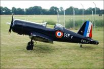 34750 - War F4U Corsair F-PBMC