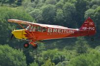 34919 - Piper PA-18 Super Cub HB-PIC
