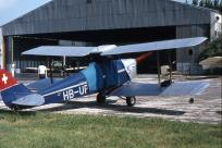 39178 - De Havilland DH 60 Moth HB-UPE