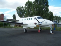 4583 - Beech 90 King Air F-GFHC