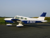 4711 - Piper PA-28-161 Warrior G-SEXX