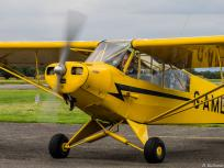 40545 - Piper PA-18 Super Cub G-AMEN