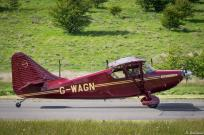 40641 - Stinson 108-3 Voyager G-WAGN