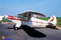 42513 - HB-POZ Piper PA-18 Super Cub