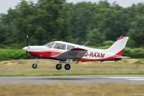 43659 - Piper PA-28-161 Warrior G-RAAM