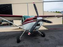 46740 - Cessna 185 VH-YED