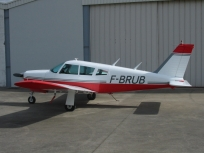 5289 - Piper PA-28 R-200 Arrow F-BRUB