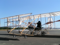 5437 - Wright Flyer III A replica F-PMAN