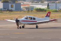 50494 - Piper PA-28-161 Cadet HB-POE