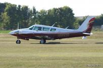 51716 - Piper PA-39-160 Twin Comanche N39CR