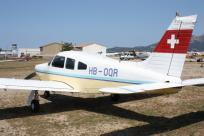 52343 - Piper PA-28 R-200 Arrow HB-OQR