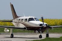 53468 - Piper PA-46-350P Malibu Mirage N629CT
