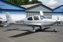 53773 - Cirrus SR22 N862PH