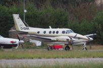 55588 - Beech 90 King Air D-IDAK