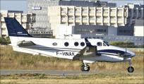 55654 - Beech 90 King Air F-HNAK