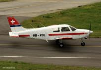 56604 - Piper PA-28-161 Cadet HB-POE