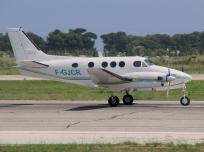 56659 - Beech 90 King Air F-GJCR