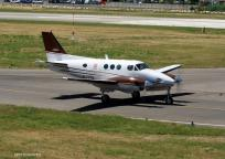 56921 - Beech 90 King Air N2ZN