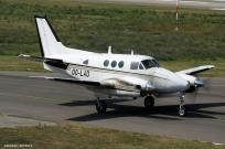 56965 - Beech 90 King Air OO-LAD