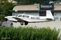 57041 - Mooney M 20 M N477BC