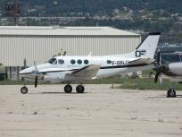57080 - Beech 90 King Air F-GBLU