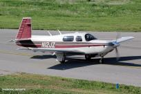 58964 - Mooney M 20 K N12JZ