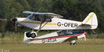 59614 - Piper PA-18 Super Cub G-OFER