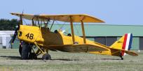 59941 - De Havilland DH 82 Tiger Moth G-BPHR