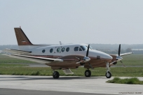 6741 - Beech 90 King Air F-GETJ