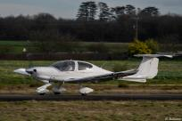60006 - F-HBJF Diamond DA40 Diamond Star