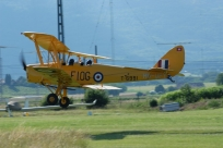 7697 - De Havilland DH 82 Tiger Moth HB-UPY