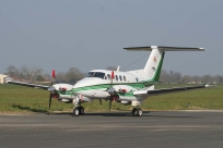 8032 - Beech 90 King Air F-GFVN