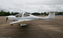 8291 - Diamond DA-40 Diamond Star F-HDAL