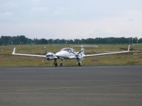 8415 - Diamond DA-42 Twin Star F-GPGZ